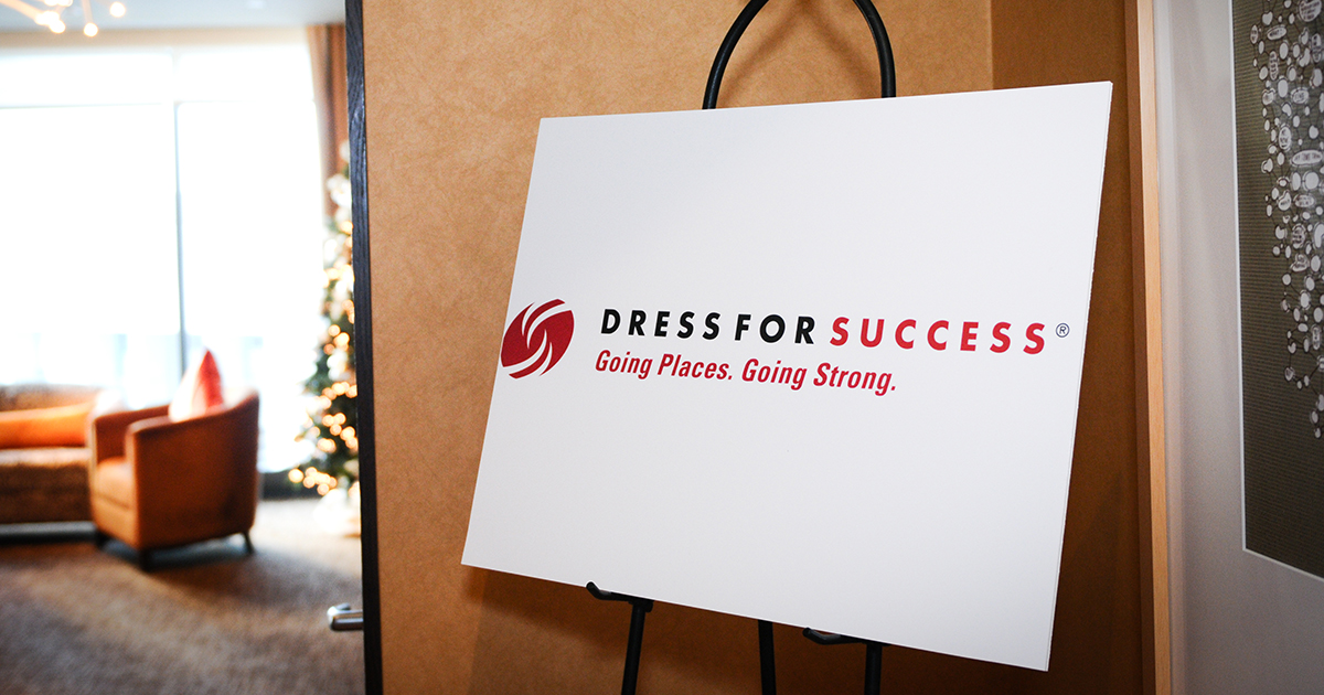 dress for success articles